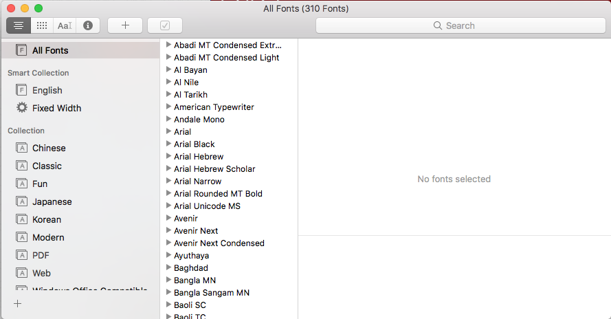 Downloading and Installing PEPPER Fonts on Macintosh – The